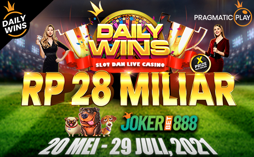 DAILY WINS SLOTS EURO CUP EDITION & LIVE CASINO WEEKLY TOURNAMENT